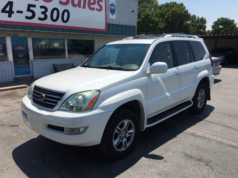 2008 Lexus GX 470 AWD 4dr SUV   Fort Worth TX