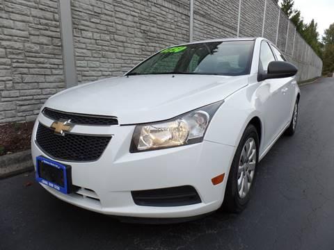2011 Chevrolet Cruze for sale in Algona, WA