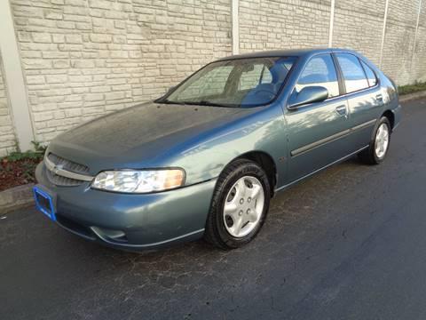 2001 Nissan Altima For Sale In Black Diamond Wa Carsforsale