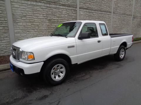 2009 Ford Ranger for sale at Matthews Motors LLC in Algona WA