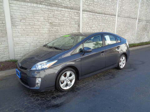 2011 Toyota Prius for sale at Matthews Motors LLC in Algona WA
