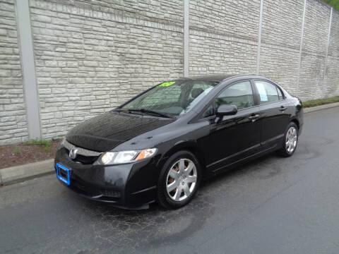 2010 Honda Civic for sale at Matthews Motors LLC in Algona WA