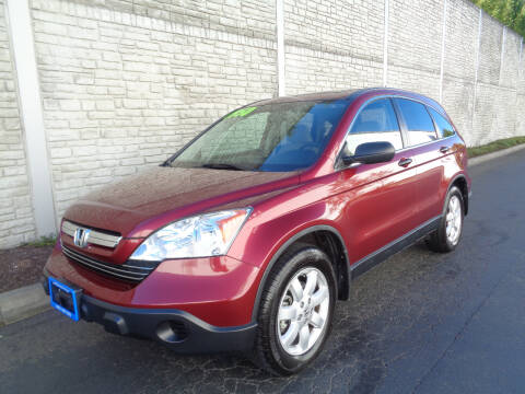 2009 Honda CR-V for sale at Matthews Motors LLC in Algona WA