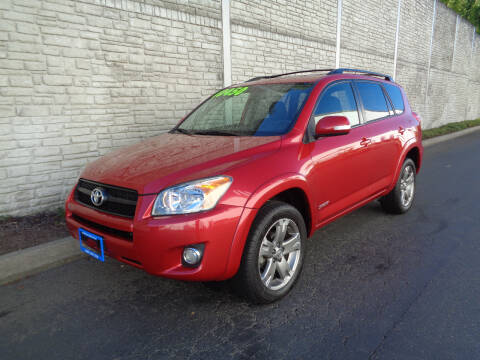 2011 Toyota RAV4 for sale at Matthews Motors LLC in Algona WA