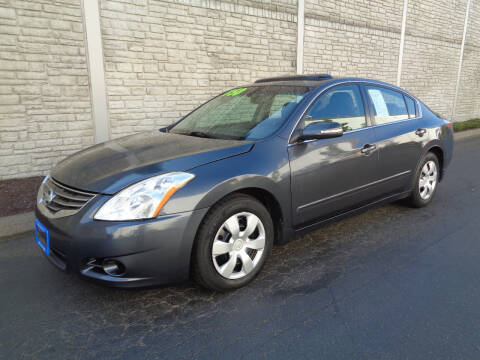 2010 Nissan Altima for sale at Matthews Motors LLC in Algona WA