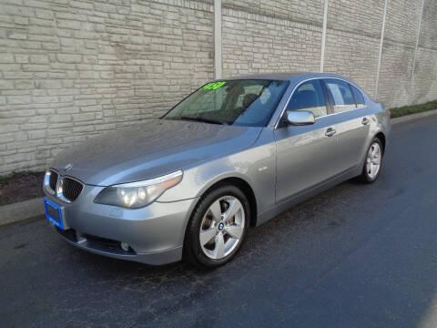 2006 BMW 5 Series for sale at Matthews Motors LLC in Algona WA
