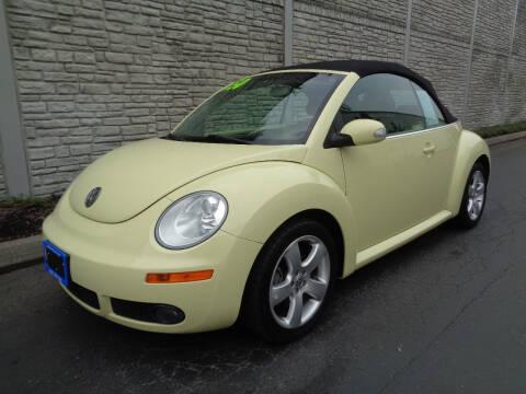 2006 Volkswagen New Beetle Convertible for sale at Matthews Motors LLC in Algona WA