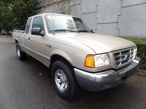 2001 Ford Ranger for sale in Algona, WA