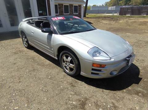 2005 Mitsubishi Eclipse Spyder for sale at Winner's Circle Auto Sales in Tilton NH