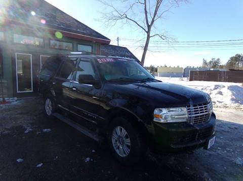 Lincoln navigator for sale in new hampshire for Husson motors salem nh