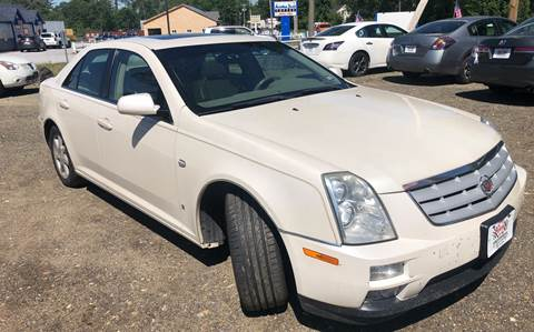 2006 Cadillac STS for sale at Winner's Circle Auto Sales in Tilton NH