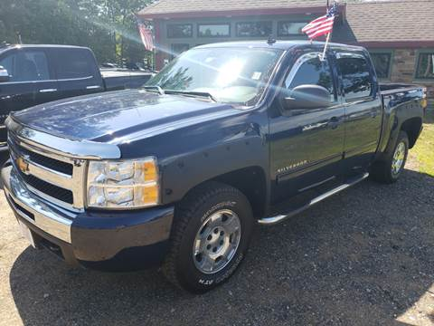 2010 Chevrolet Silverado 1500 for sale at Winner's Circle Auto Sales in Tilton NH
