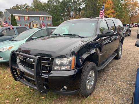 2009 Chevrolet Suburban for sale at Winner's Circle Auto Sales in Tilton NH