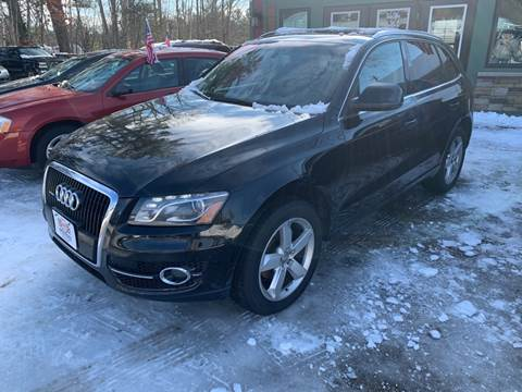2009 Audi Q5 for sale at Winner's Circle Auto Sales in Tilton NH