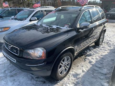 2008 Volvo XC90 for sale at Winner's Circle Auto Sales in Tilton NH