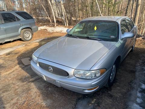 2001 Buick LeSabre for sale at Winner's Circle Auto Sales in Tilton NH