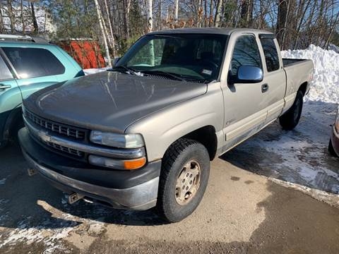 1999 Chevrolet Silverado 1500 for sale at Winner's Circle Auto Sales in Tilton NH