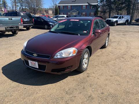 2007 Chevrolet Impala for sale at Winner's Circle Auto Sales in Tilton NH