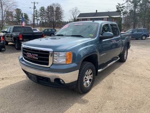 2008 GMC Sierra 1500 for sale at Winner's Circle Auto Sales in Tilton NH