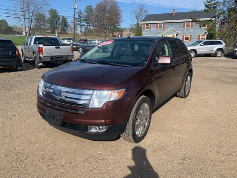 2010 Ford Edge for sale at Winner's Circle Auto Sales in Tilton NH