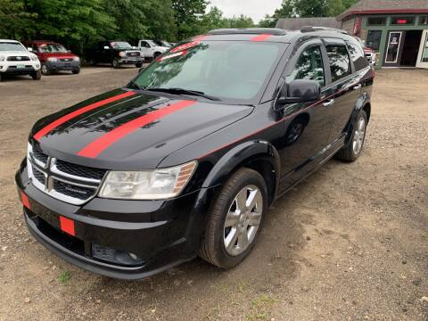 2011 Dodge Journey for sale at Winner's Circle Auto Sales in Tilton NH
