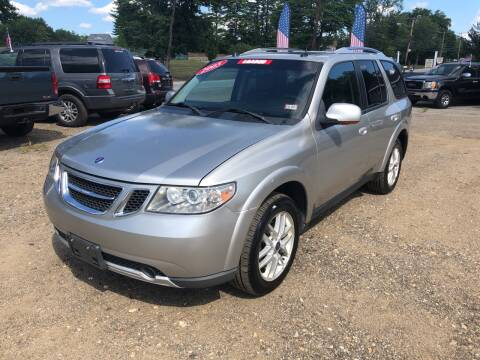 2005 Saab 9-7X for sale at Winner's Circle Auto Sales in Tilton NH