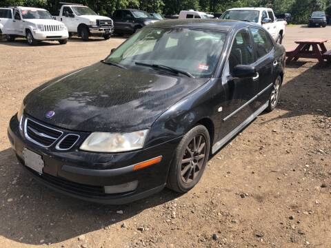 2003 Saab 9-3 for sale at Winner's Circle Auto Sales in Tilton NH