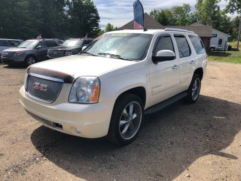 2009 GMC Yukon for sale at Winner's Circle Auto Sales in Tilton NH