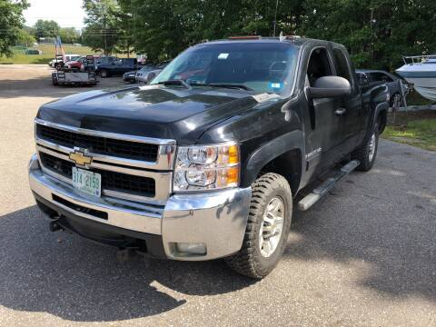 2007 Chevrolet Silverado 2500HD for sale at Winner's Circle Auto Sales in Tilton NH