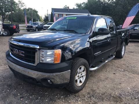 2007 GMC Sierra 1500 for sale at Winner's Circle Auto Sales in Tilton NH
