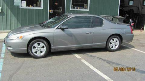 2006 Chevrolet Monte Carlo for sale at R's First Motor Sales Inc in Cambridge OH