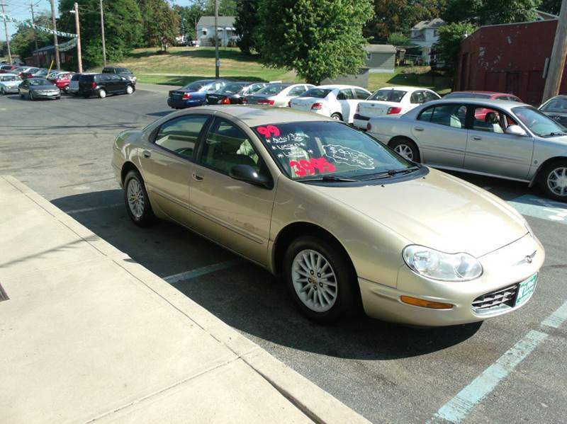 1999 chrysler concorde lxi