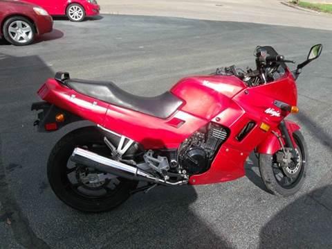 2006 Kawasaki Ninja 250R for sale at R's First Motor Sales Inc in Cambridge OH