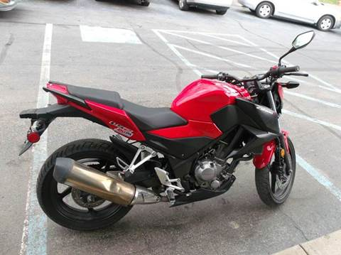 2015 Honda cb330f for sale at R's First Motor Sales Inc in Cambridge OH