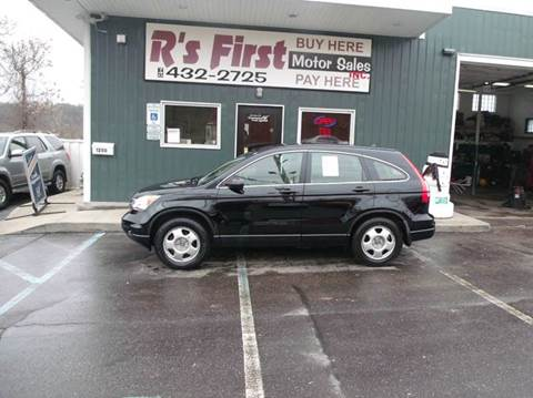 2010 Honda CR-V for sale at R's First Motor Sales Inc in Cambridge OH