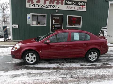 2007 Chevrolet Cobalt for sale at R's First Motor Sales Inc in Cambridge OH