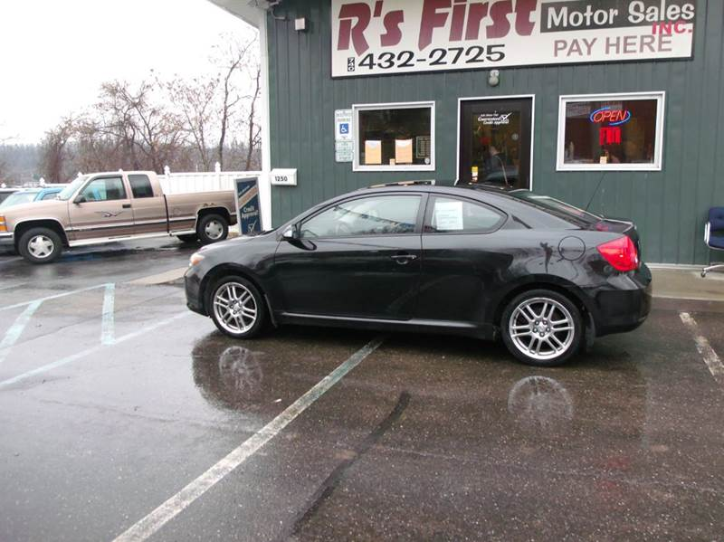 2005 Scion tC for sale at R's First Motor Sales Inc in Cambridge OH