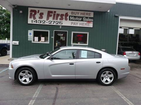 2014 Dodge Charger for sale at R's First Motor Sales Inc in Cambridge OH