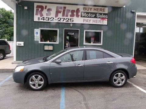 2008 Pontiac G6 for sale in Cambridge, OH