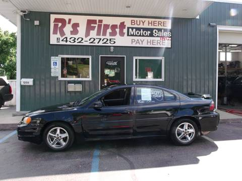 2001 Pontiac Grand Am for sale in Cambridge, OH