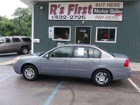 2008 Chevrolet Malibu Classic for sale at R's First Motor Sales Inc in Cambridge OH