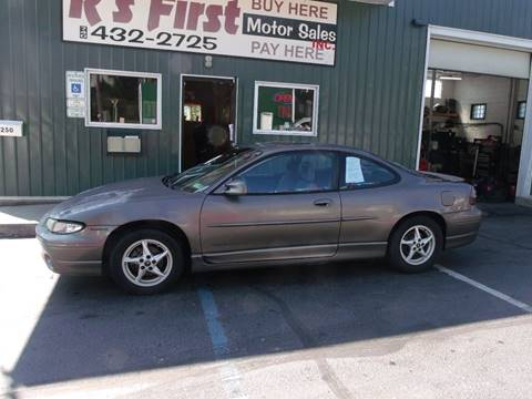 1999 Pontiac Grand Prix for sale in Cambridge, OH