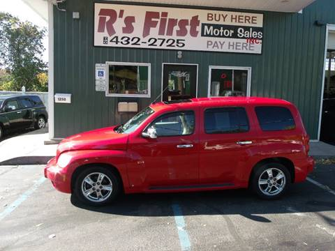 2009 Chevrolet HHR for sale at R's First Motor Sales Inc in Cambridge OH