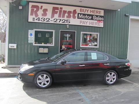 2005 Lexus ES 330 for sale at R's First Motor Sales Inc in Cambridge OH