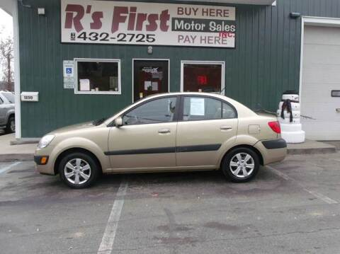 2009 Kia Rio for sale at R's First Motor Sales in Cambridge OH