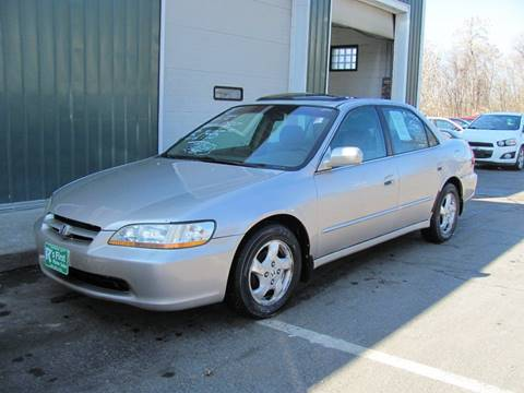 1998 Honda Accord EX for sale at R's First Motor Sales in Cambridge OH