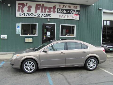 2007 Saturn Aura for sale at R's First Motor Sales Inc in Cambridge OH