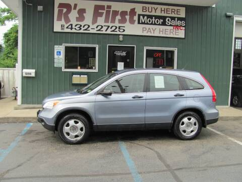 2008 Honda CR-V for sale at R's First Motor Sales Inc in Cambridge OH