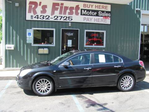 2008 Saturn Aura for sale at R's First Motor Sales Inc in Cambridge OH