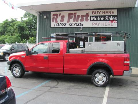2008 Ford F-150 for sale at R's First Motor Sales Inc in Cambridge OH